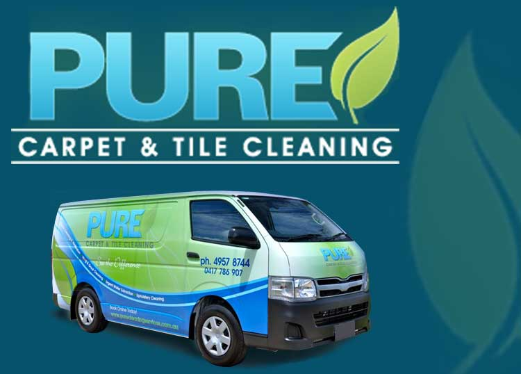 Pure Carpet & Tile Cleaning