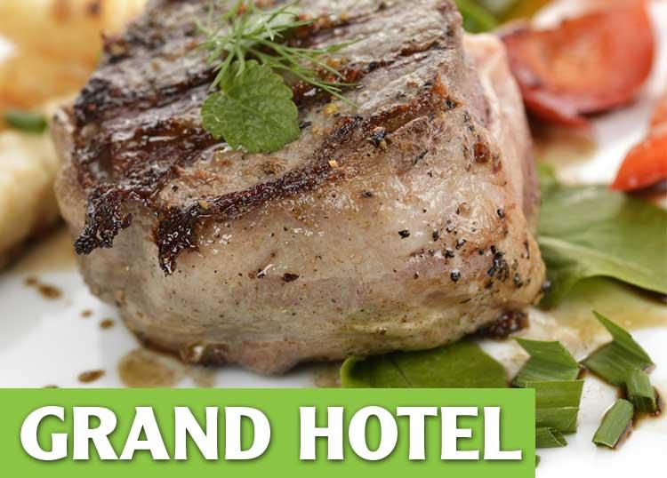 Grand Hotel Huonville