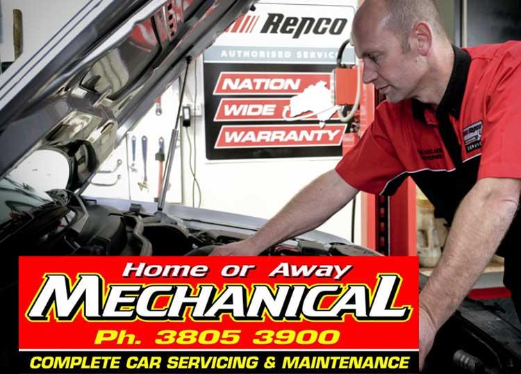 Home or Away Mechanical