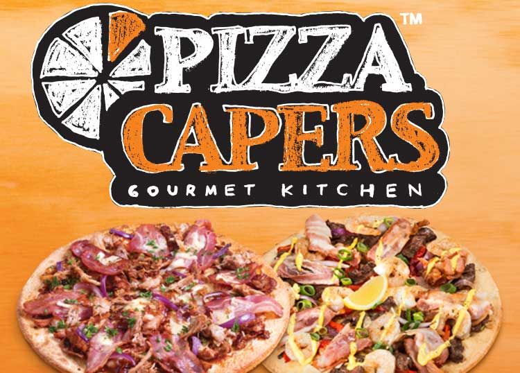 Pizza Capers Ormeau