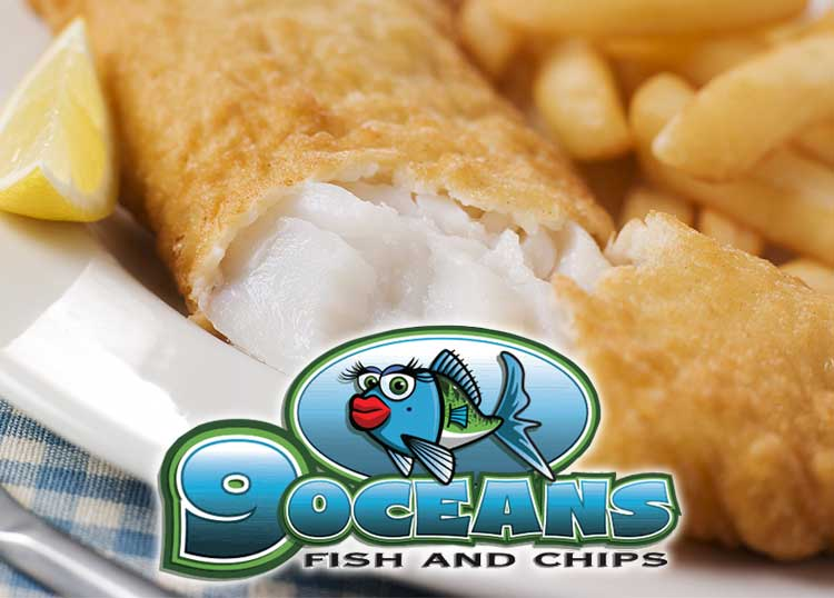 9 Oceans Fish & Chips