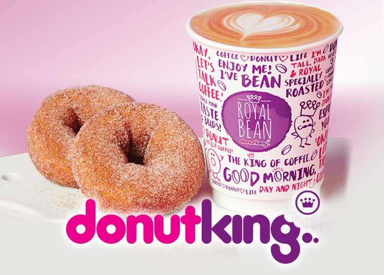 Donut King Clarkson