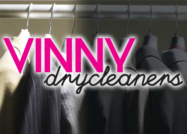 Vinny Dry Cleaning