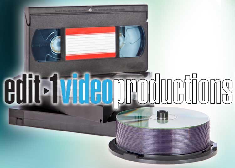 Edit-1 Video Productions
