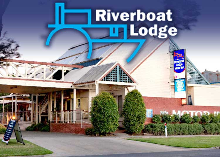 Riverboat Lodge Motor Inn
