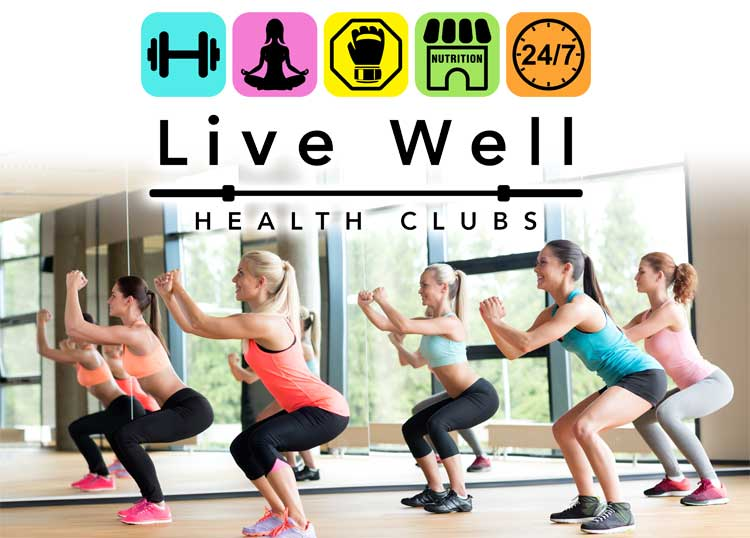Live Well Health Club Gregory Hills