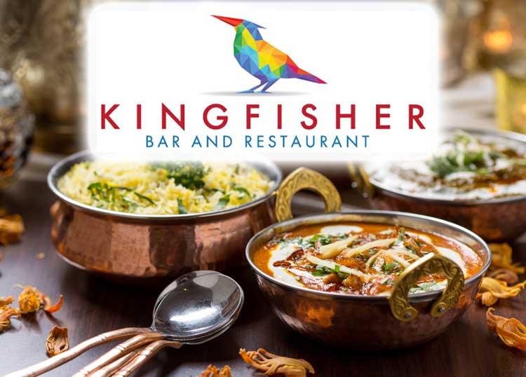 Kingfisher Indian Bar & Cafe