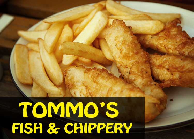 Tommo's Fish & Chippery