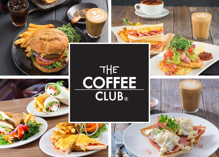 The Coffee Club - Charlestown