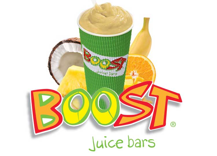 Boost Juice Whitford