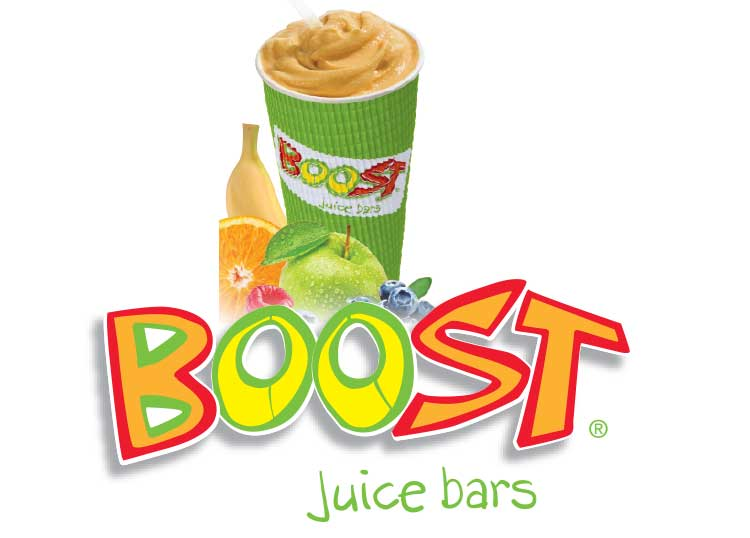 Boost Juice Westfield Carindale and Garden City