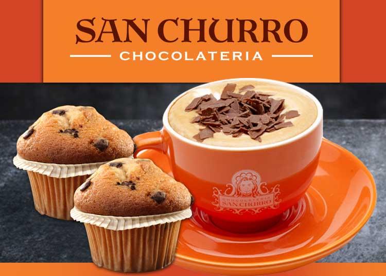 Chocolateria San Churro Harbourtown