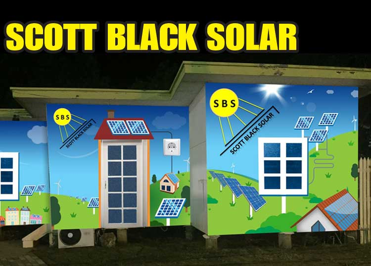 Scott Black Solar