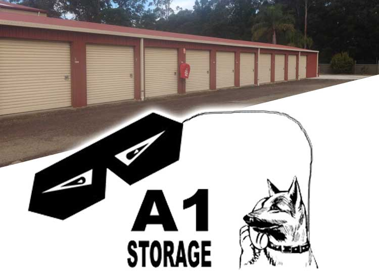 A1 Security Storage Meru