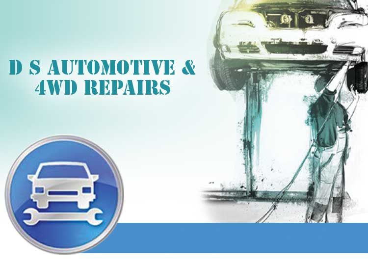 D S Automotive & 4WD Repairs