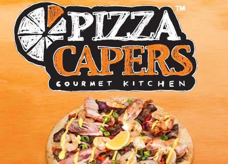 Pizza Capers Mount Gravatt