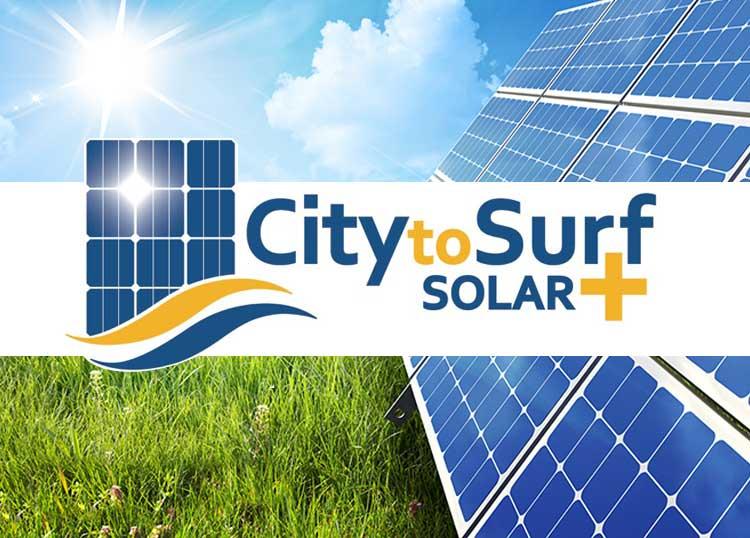 City to Surf Solar Plus
