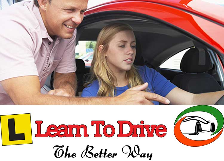 Save $21 on 2 Hour Lesson from Learn To Drive Driving School