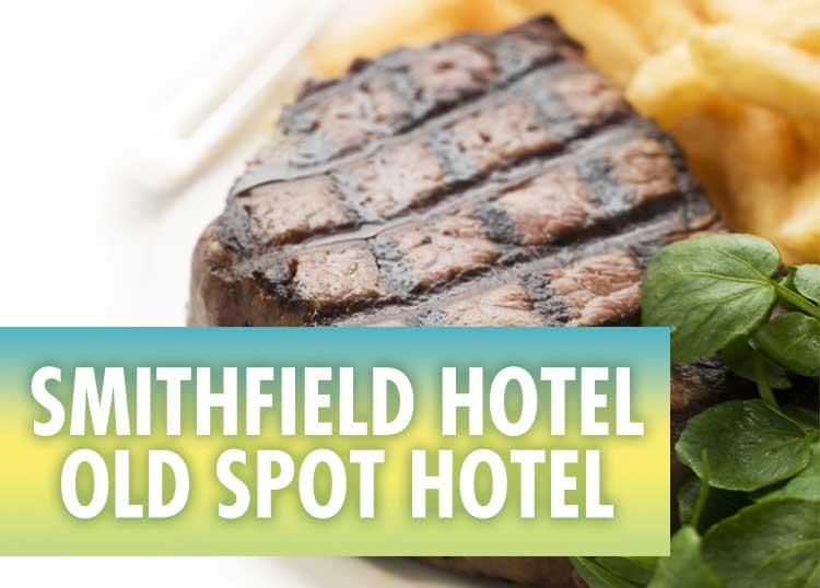 Smithfield Hotel & Old Spot Hotel
