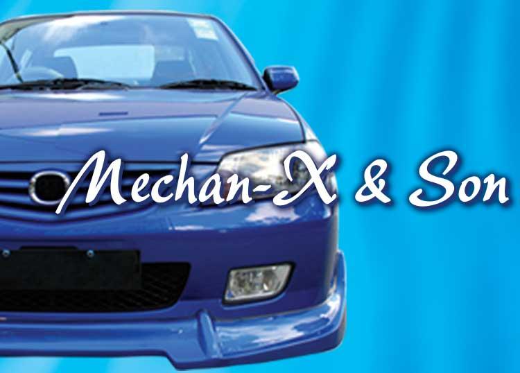 Mechan-X & Son