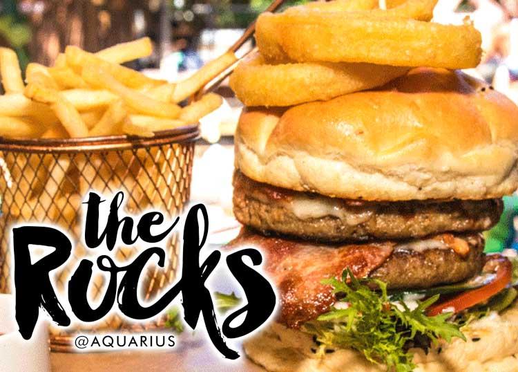 The Rocks @ Aquarius
