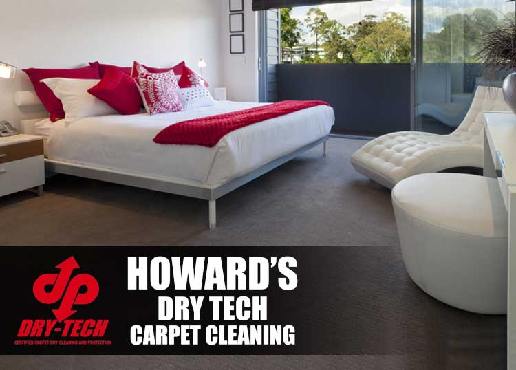 Howards Dry Tech Carpet Cleaning