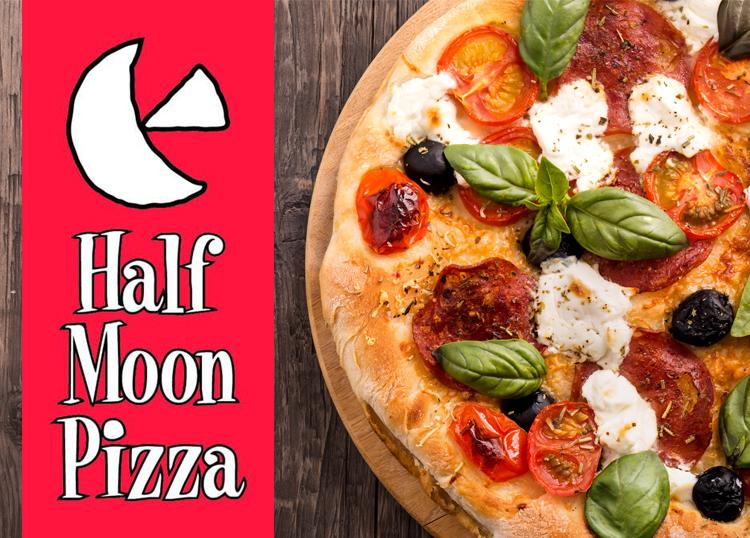 Half Moon Pizza