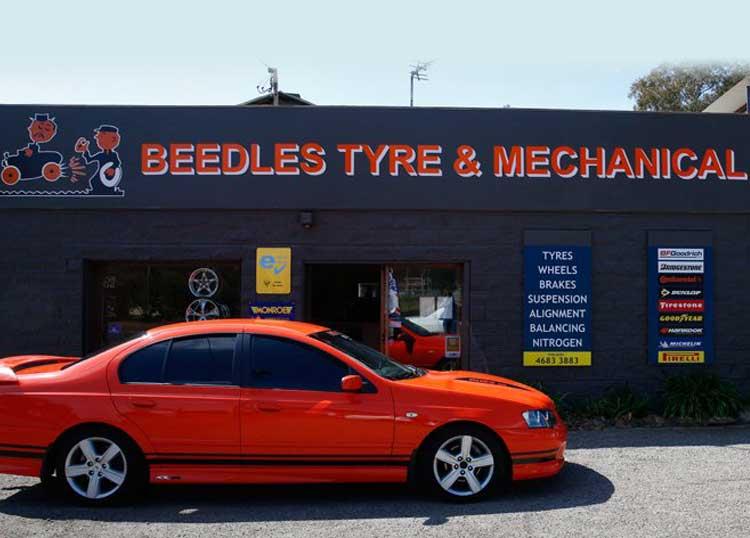Beedle's Tyres, Brakes & Suspension