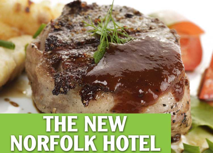 The New Norfolk Hotel