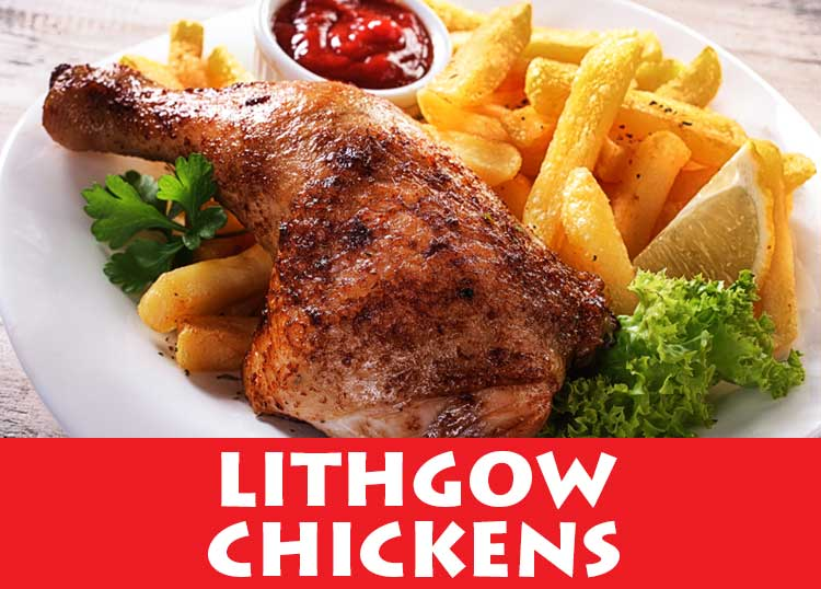 Lithgow Chickens