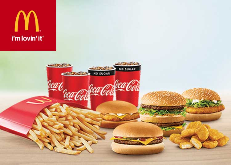 McDonald's Chinchilla