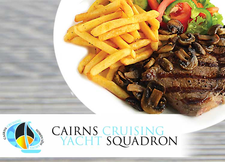 Cairns Cruising Yacht Squadron