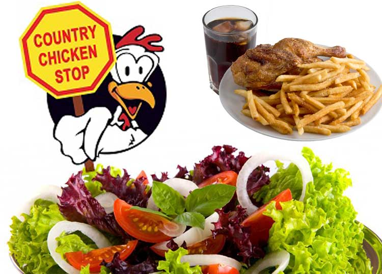 Country Chicken Stop