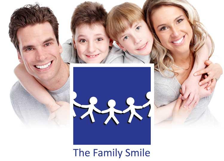 The Family Smile