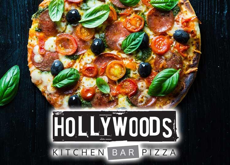 Hollywoods Kitchen Bar Pizza, Wodonga