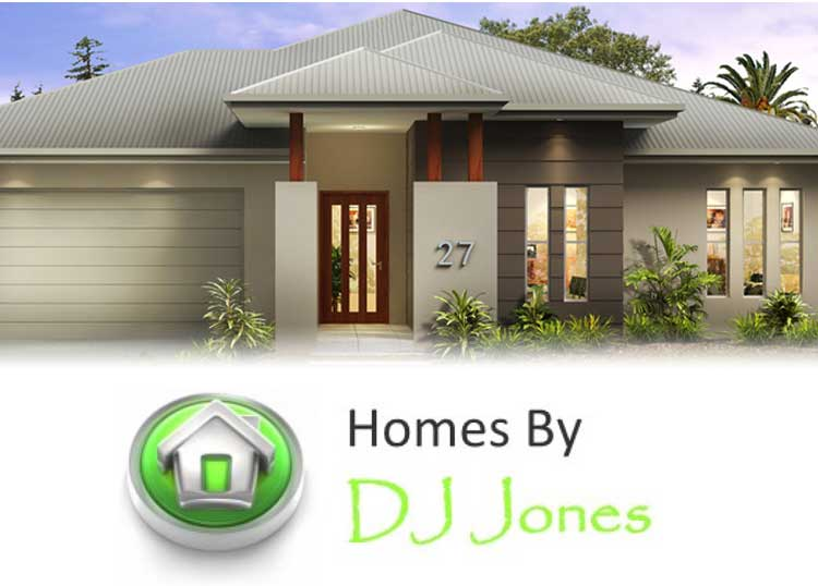 Homes by DJ Jones