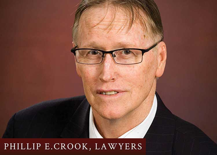 Phillip E. Crook Lawyers