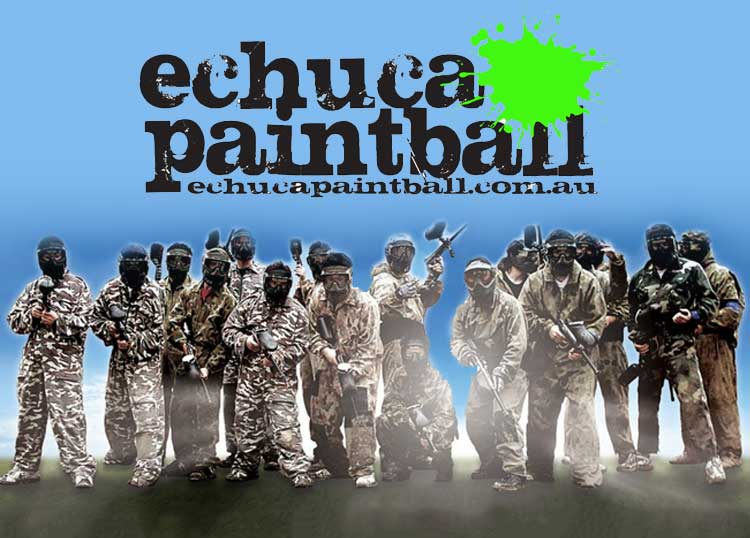 Echuca Paint Ball