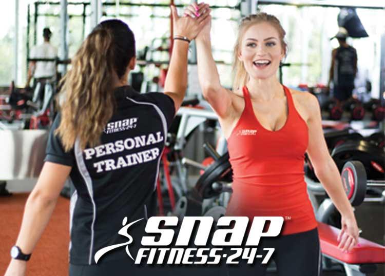 Snap Fitness Southbank