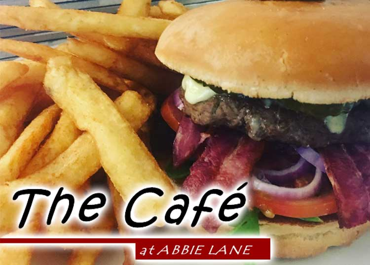 The Cafe At Abbie Lane