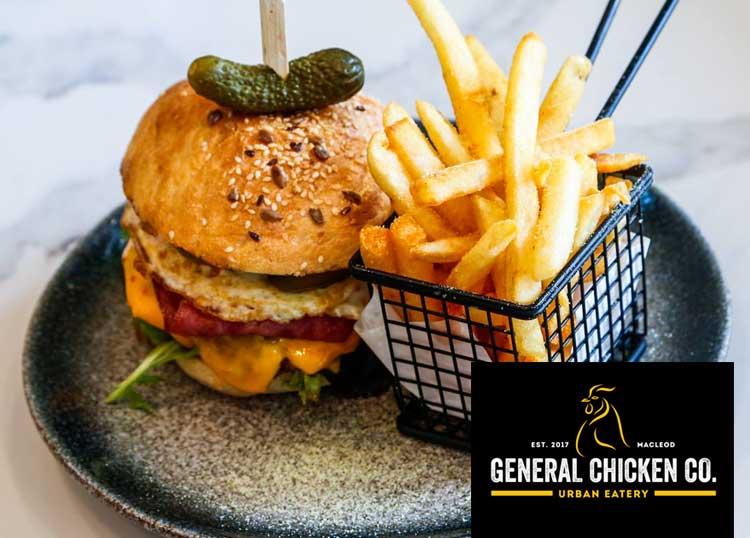 General Chicken Co.