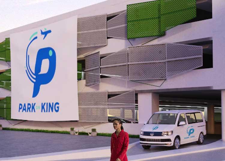 Park on King