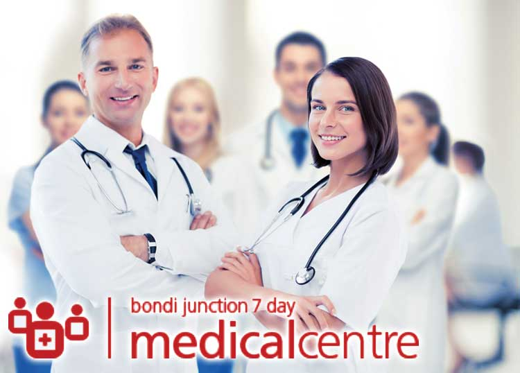 No Appointment walk in clinic from Bondi Junction 7 Day ...
