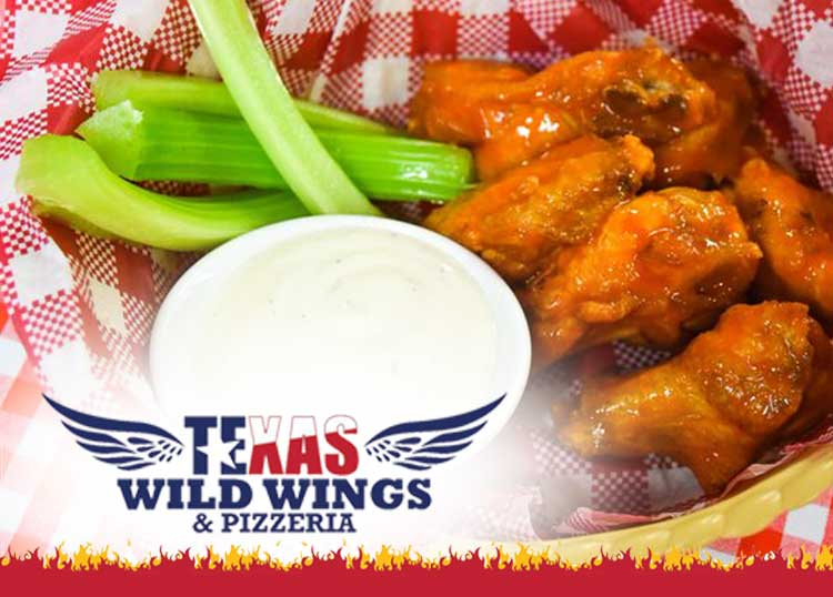 Texas Wild Wings & Pizzeria