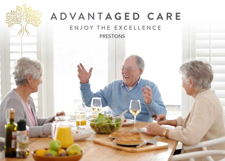 Advantaged Care Prestons Lodge