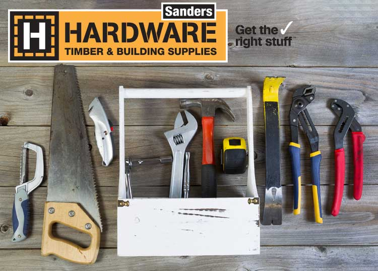 Sanders Hardware, Timber & Building Supplies