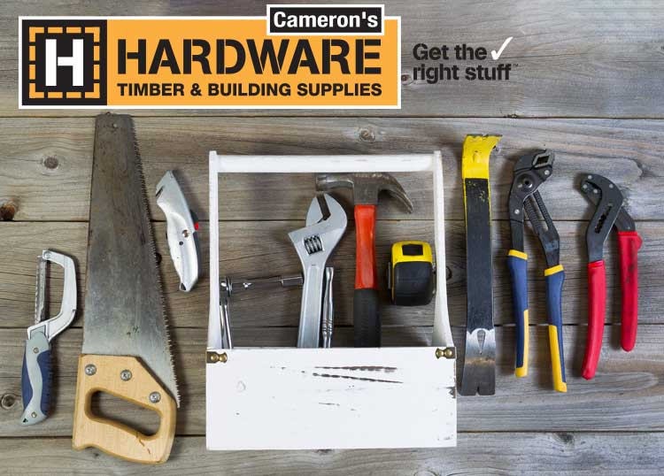 Cameron's Hardware Timber & Building Supplies