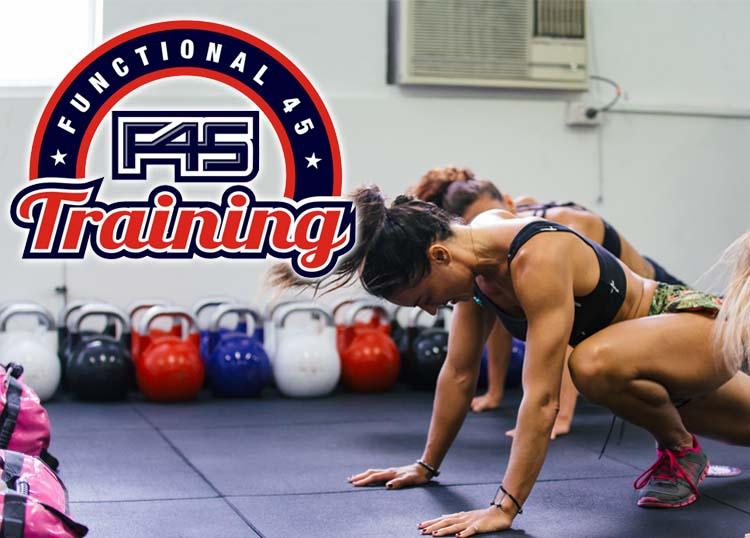 F45 Training Arncliffe