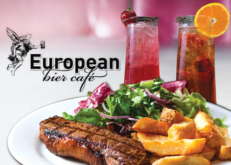 European Bier Cafe and Aer Rooftop Bar