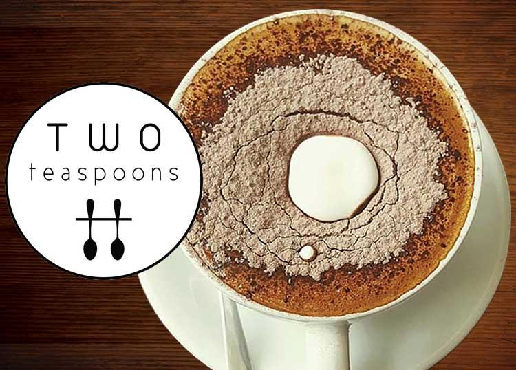 Two Teaspoons